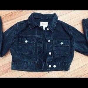 Forever 21 crop jacket